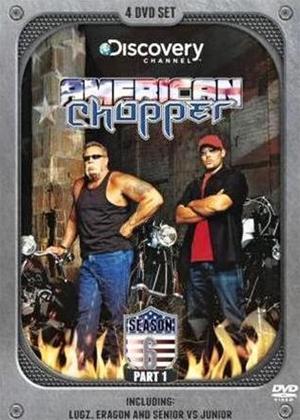 Rent American Chopper: Series 6: Part 1 Online DVD Rental