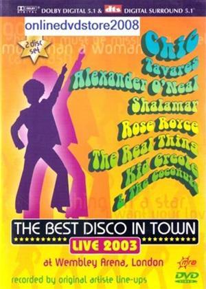 Rent Disco Night: Live in Wembley Online DVD Rental