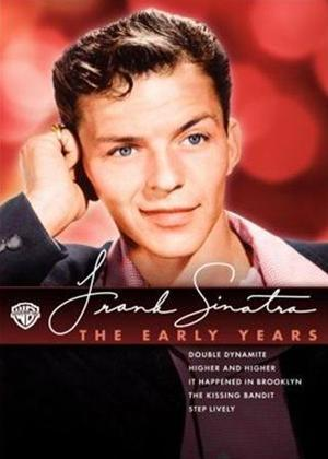 Rent Frank Sinatra: The Early Years Online DVD Rental