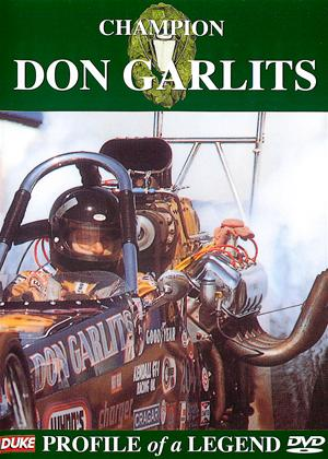 Champion: Don Garlits Online DVD Rental