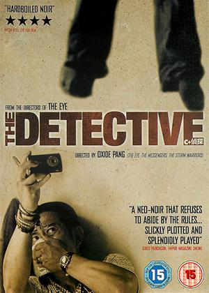 Rent The Detective (aka C+ jing taam) Online DVD Rental