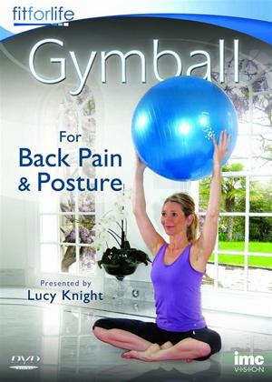 Gymball: For Back Pain and Posture Online DVD Rental