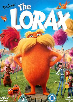 Rent Dr. Seuss': The Lorax Online DVD Rental