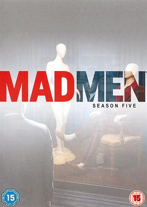 Mad Men: Series 5 Online DVD Rental