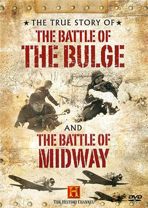 Rent True Stories of WW2: The Battle of the Bulge and the Battle of Midway Online DVD Rental