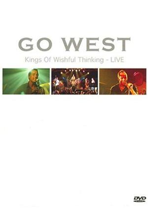 Go West: Kings of Wishful Thinking: Live Online DVD Rental