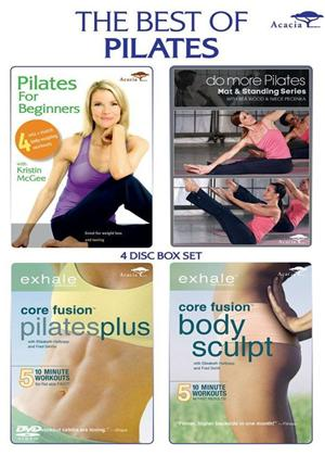 The Best of Pilates Online DVD Rental