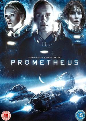 Prometheus Online DVD Rental