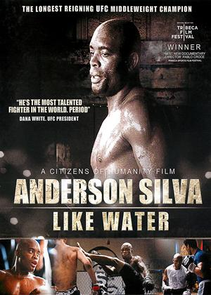 Rent Anderson Silva: Like Water Online DVD Rental