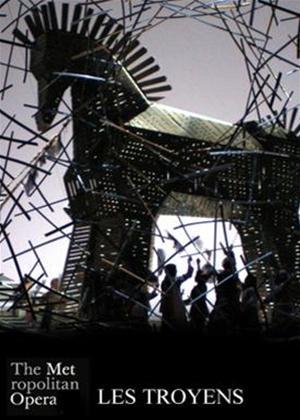 Rent Les Troyens: Metropolitan Opera (Luisi) Online DVD Rental