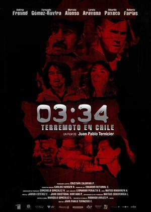 Rent Earthquake (aka 03:34 Terremoto en Chile) Online DVD Rental