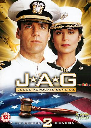 Rent JAG: Series 2 Online DVD Rental