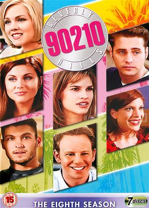 Beverly Hills 90210: Series 8 Online DVD Rental