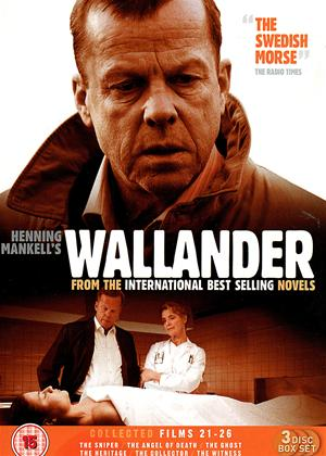 Wallander: Collected Films 21-26 Online DVD Rental