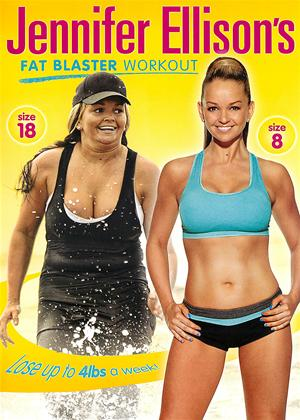 Rent Jennifer Ellison's Fat Blaster Workout Online DVD Rental