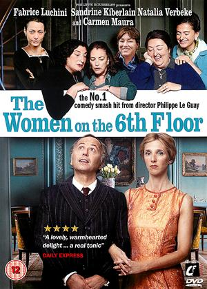 The Women on the 6th Floor Online DVD Rental