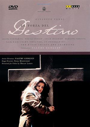 Verdi: La Forza Del Destino: Kirov Opera Online DVD Rental