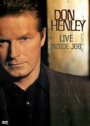 Don Henley: Live - Inside Job Online DVD Rental