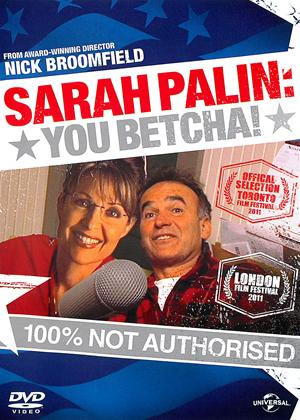 Sarah Palin: You Betcha! Online DVD Rental