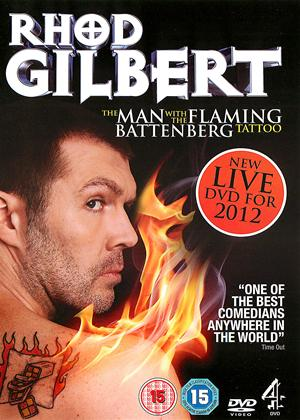 Rhod Gilbert: The Man with the Flaming Battenberg Tattoo Online DVD Rental