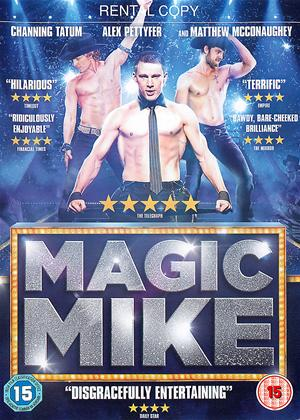 Magic Mike Online DVD Rental