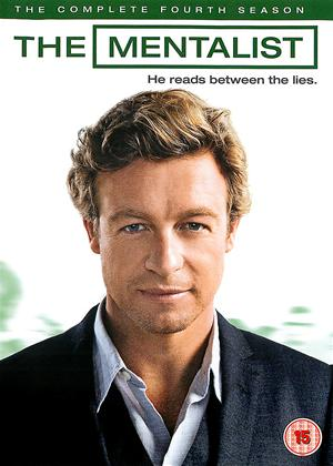 The Mentalist: Series 4 Online DVD Rental