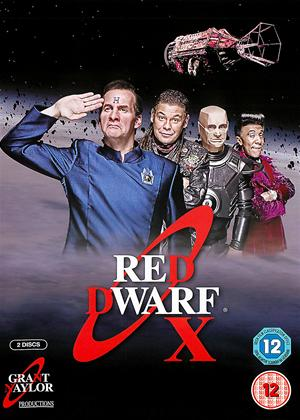 Rent Red Dwarf: Series 10 Online DVD Rental