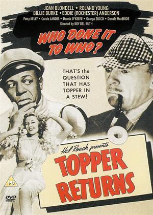 Rent Topper Returns Online DVD Rental