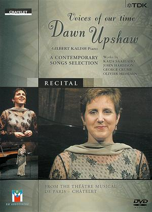 Dawn Upshaw: Voices of Our Time Online DVD Rental