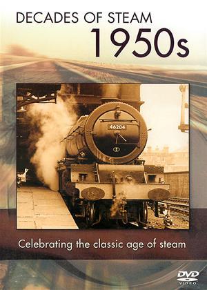 Rent Decades of Steam: 1950's Online DVD Rental