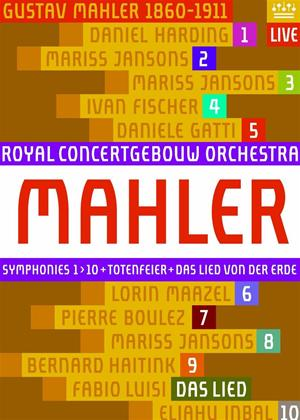 Rent Royal Concertgebouw Orchestra: Mahler Online DVD Rental