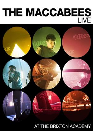 Rent The Maccabees: Live at Brixton Academy Online DVD Rental