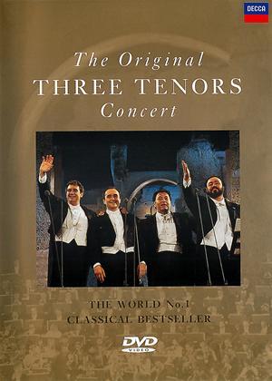 Rent The Original Three Tenors Concert Online DVD Rental