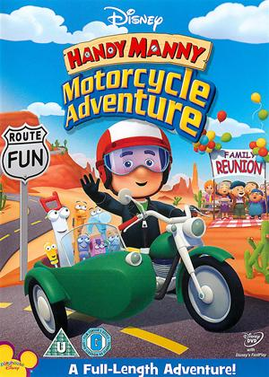Handy Manny: Motorcycle Adventure Online DVD Rental