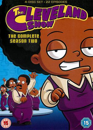 The Cleveland Show: Series 2 Online DVD Rental