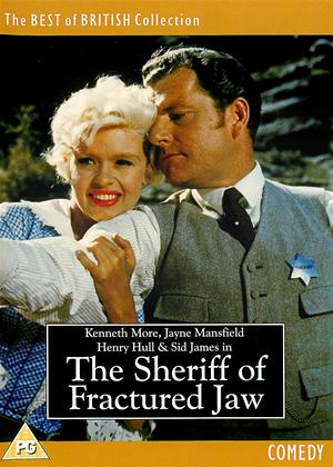 Rent The Sheriff of Fractured Jaw Online DVD Rental