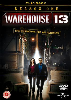 Warehouse 13: Series 1 Online DVD Rental