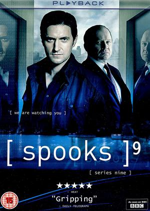 Spooks: Series 9 Online DVD Rental