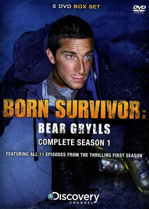 Rent Bear Grylls: Born Survivor: Series 1 Online DVD Rental