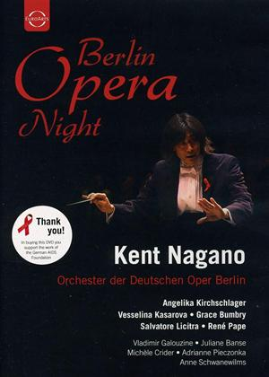 Berlin Opera Night Online DVD Rental