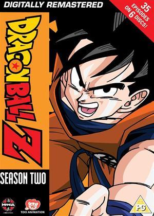 Dragon Ball Z: Series 2 Online DVD Rental