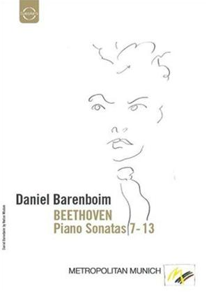 Rent Daniel Barenboim: Beethoven Piano Sonatas: Vol.2 Online DVD Rental