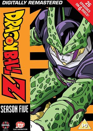 Rent Dragon Ball Z: Series 5 Online DVD Rental
