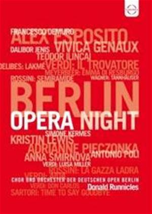 Rent Berlin Opera Night Online DVD Rental