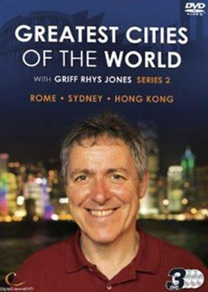 Rent The Greatest Cities of the World with Griff Rhys Jones: Series 2 Online DVD Rental