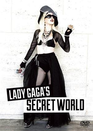 Lady Gaga: The Secret World of Lady Gaga Online DVD Rental