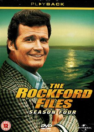 Rent The Rockford Files: Series 4 Online DVD Rental