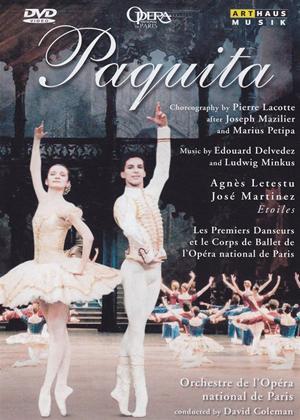 Paquita: Opera National De Paris Online DVD Rental