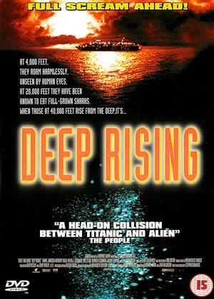 Rent Deep Rising Online DVD Rental