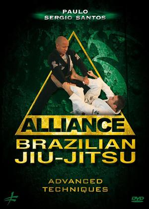 Alliance: Brazilian Jiu-jitsu: Advanced Techniques Online DVD Rental